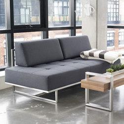 Gus james sleeper lounge james sleeper sofa by gus for Gus modern sofa bed