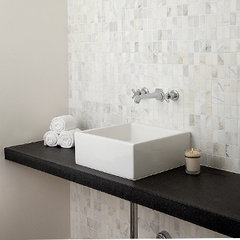 modern bathroom tile by Statements Tile