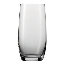 Schott Zwiesel - Schott Zwiesel Tritan Banquet Long Drink Glasses - Set of 6 - 0002.974258 - Shop for Drinkware from Hayneedle.com! A glass is more than just a glass when it's the Schott Zwiesel Tritan Banquet Long Drink Glasses - Set of 6. The amazing beauty of the durable scratch-resistant clear glass makes any drink feel like an elegant indulgence. Fill your bar with style every time you use them.About Fortessa Inc.You have Fortessa Inc. to thank for the crossover of professional tableware to the consumer market. No longer is classic high-quality tableware the sole domain of fancy restaurants only. By utilizing cutting edge technology to pioneer advanced compositions as well as reinventing traditional bone china Fortessa has paved the way to dominance in the global tableware industry.Founded in 1993 as the Great American Trading Company Inc. the company expanded its offerings to include dinnerware flatware glassware and tabletop accessories becoming a total table operation. In 2000 the company consolidated its offerings under the Fortessa name. With main headquarters in Sterling Virginia Fortessa also operates internationally and can be found wherever fine dining is appreciated. Make sure your home is one of those places by exploring Fortessa's innovative collections.