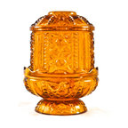 """Indiana Glass - Adonis Collection 
