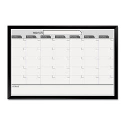 The Board Dudes - The Board Dudes 36 x 24 in. Magnetic Dry Erase Board Multicolor - BDU17006 - Shop for Magnetic Boards and Supplies from Hayneedle.com! Use The Board Dudes 36 x 24 in. Magnetic Dry Erase Board and introduce ease and efficiency in your planning and schedules. This monthly planner is perfect for preplanning the activities of the entire month. Its reusable dry erase surface makes it resistant against scratching and ghosting which adds to its convenience. Featuring contemporary graphics it s easy to customize while a high-quality satin finish offers the frame both strength and visual appeal.About United StationersDedicated to making life in the office more organized efficient and easier United Stationers offers a wide variety of storage and organizational solutions for any business setting. With premium products specifically designed with the modern office in mind we're certain you will find the solution you are looking for.From rolling file carts to stationary wall files every product in the United Stations line is designed with one simple goal: to improve office efficiency. In turn you will find increased productivity happier more organized employees and an office setting that simply runs better with the ultimate goal of increasing bottom line profits.