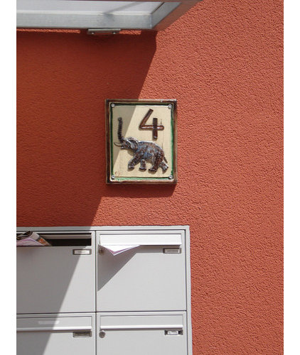 Elephant House Number