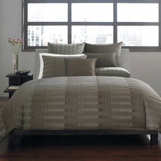 Contemporary Bedding by Hotel Collection