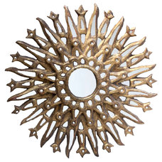 Eclectic Wall Mirrors by PENINSULA
