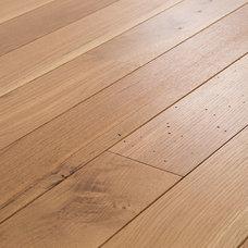 Traditional Wood Flooring by Oak & Broad