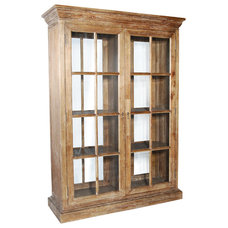 Farmhouse Bookcases by Ambella Home Collection, Inc.