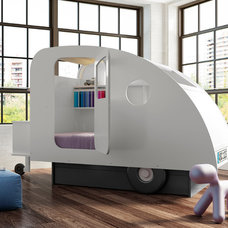 Modern Kids Beds by Cuckooland