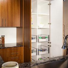 Modern Kitchen Cabinets by Hans Krug Fine European Cabinetry