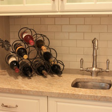 Transitional Kitchen Countertops by Instyle Charlotte Inc.