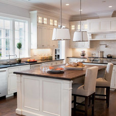 Traditional  Traditional Kitchen | ELLE Decor