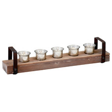 Transitional Candleholders by Kathy Kuo Home