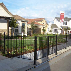Modern Home Fencing And Gates by Poway Fence