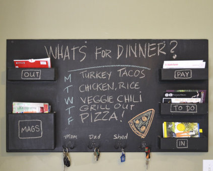 Contemporary Bulletin Boards And Chalkboards by Etsy