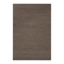 Surya - Surya FARGO108-58 Fargo Plush Hand Woven Wool Rug - Hand crafted from 100% wool, the rugs of the Fargo Collection represent a modern design approach to floor covering, with an emphasis on color and ultra texture.  The plush braided shag is