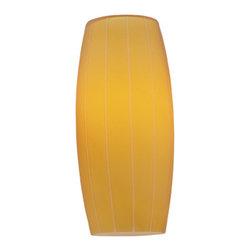 Access Lighting - Access Lighting 970GG-AMB Cognac Pendant Glass Shade - Access Lighting 970GG-AMB Cognac Glass Shade Cognac Pendant Glass Shade
