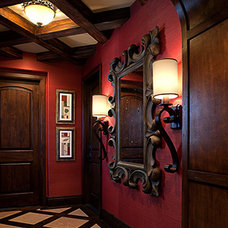 Traditional Entry by Rejoy Interiors, Inc.