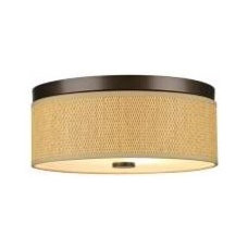 Seagrass Giclee Energy Efficient Bronze Ceiling Light - #H8795-N0587 | LampsPlus
