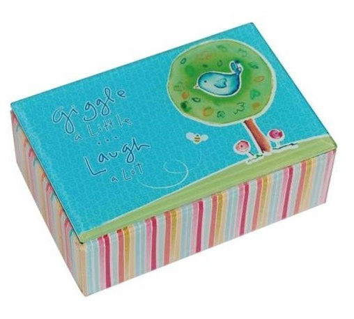 Westland - Multi-Colored Giggle Music Box with Big Tree and Blue Bird - This gorgeous Multi-Colored Giggle Music Box with Big Tree and Blue Bird has the finest details and highest quality you will find anywhere! Multi-Colored Giggle Music Box with Big Tree and Blue Bird is truly remarkable.