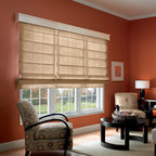 Soft Roman Shades - Bali Soft Roman Shades offer an exciting chance for do-it-yourself designers to access the quality and options similar to those used by professional designers. With many carefully selected, high quality fabrics and trims to choose from you can now create an elegant shade unique to you.