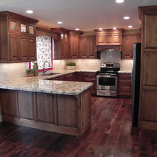 Traditional Kitchen by The Design House Interior Design