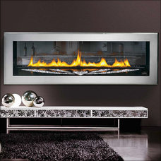 Modern Indoor Fireplaces by Woodland Direct