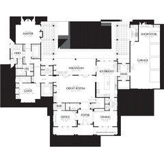 House Plan 2443 -The Seligman | houseplans.co