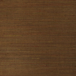 BN Wallcoverings - GPW-DJ-104DW Grasscloth- Sample - Grasscloth wallpaper is a unique fibrous material made from natural grasses. Grown tall, then dried, strung and woven together, this textured wallcovering is a great way to add an interesting eco-friendly backdrop to any room! Please note that due to the exclusive use of natural materials processed almost entirely by hand, certain distinguishing and enhancing imperfections and color shades are an integral part of the impression of these wallcoverings.