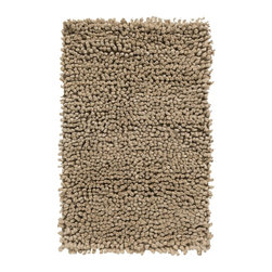Surya - Surya Aros Hand Woven Tan Felted Wool Rug, 9' x 13' - Our Aros Collection brings luxury to home - what better way to pamper yourself than to feel the sumptuous softness of rich, opulent wool. These rugs are completely hand woven in India from 1% New Zealand felted wool. Its look, texture, and dense quality make the perfect focal point for any room. Imported.Material: 100% New Zealand Felted WoolCare Instructions: Blot Stains