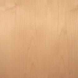 Flat Cut Alder Veneer - Flat cut Alder veneer is a light pink to reddish toned wood that darkens with age. Available in a variety of backers and sizes.