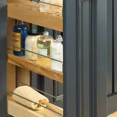 Traditional Bathroom Cabinets And Shelves by HomeSource Design Center