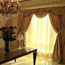 Contemporary Curtains by Style Furniture and Decor