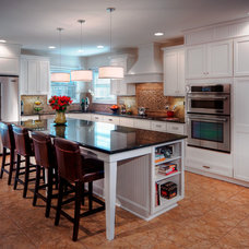 Traditional Kitchen by DiYanni Remodeling