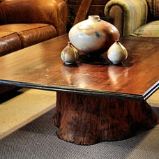 Eclectic Coffee Tables by 60nobscot Home