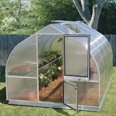contemporary greenhouses by Hayneedle
