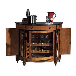 Howard Miller Merlot Valley Wine Console -