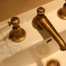 Contemporary  by Cabochon Surfaces & Fixtures