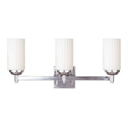 Livex Lighting - Livex Lighting 1423 Madison 3 Light Bathroom Vanity Light - Product Features: