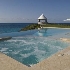 Contemporary Pool by OBM International