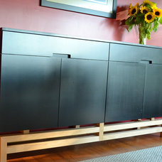 Contemporary Buffets And Sideboards by Thomas Cotts Woodworking
