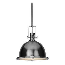 Nautical Mini-Pendant Light - 10-1/2-Inches Wide -