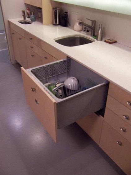 Dishwashers by Lanefab Design/Build