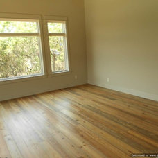 Contemporary Hardwood Flooring by Texas Architectural Timbers