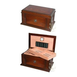 Quality Importers - Amalfi Cigar Humidor - For those with a classic taste here's a design ...