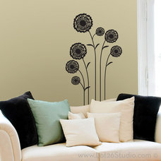 Contemporary Wall Decals by Lot 26 Studio, Inc.