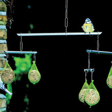 Contemporary Bird Feeders by Connox