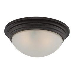 Savoy House - Savoy House 6-782-11 Flush Mount 2 Light Flushmount Ceiling Fixture - Features: