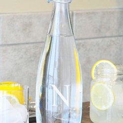 Monogram Decanter Water Bottle