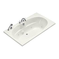KOHLER - KOHLER K-1131-H-0 ProFlex 7242 Whirlpool with Heater - KOHLER K-1131-H-0 ProFlex 7242 Whirlpool with Heater in White