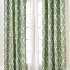 Contemporary Curtains by Macy's