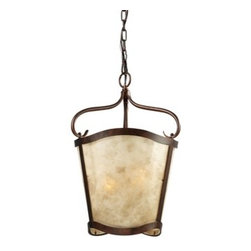 1STOPlighting.com | Mojave%20-%20Three%20Light%20Hanging%20Lantern -